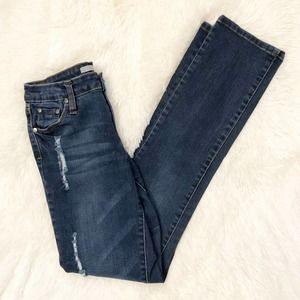 Girls Tractr Distressed Jeans